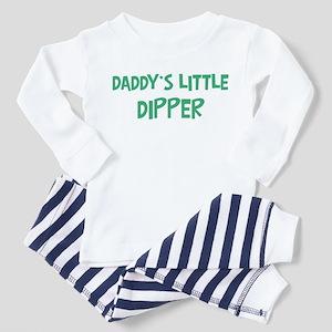 Daddys little Dipper Toddler Pajamas