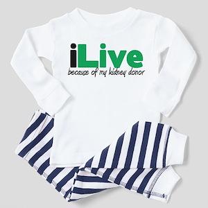 iLive Kidney Toddler Pajamas