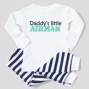 Daddy's Little Airman Toddler Pajamas
