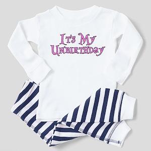 It's My Unbirthday Alice in Wonderland Toddler T-S
