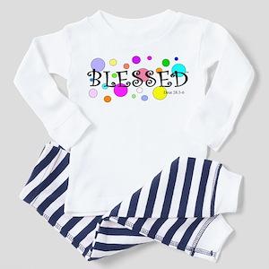 Blessed Toddler Pajamas