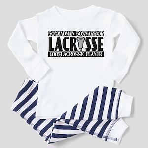 Lacrosse 100 Percent Toddler Pajamas