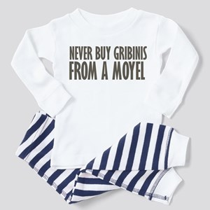 Jewish Humor Toddler Pajamas
