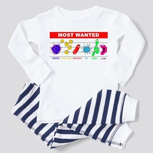 Most Wanted Poster Toddler Pajamas