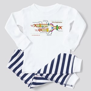 DNA Replication Toddler Pajamas