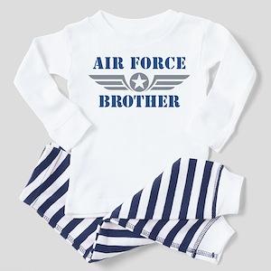 Air Force Brother Toddler Pajamas