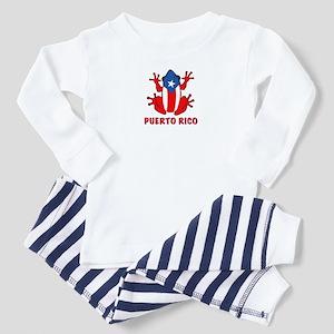 Puerto Rico - PR - Coqui Pajamas