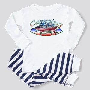 Rv Camping Toddler Pajamas
