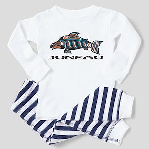 Alaska Juneau Toddler Pajamas