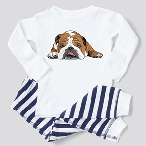 Teddy the English Bulldog Pajamas