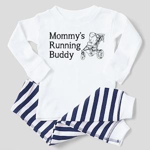 Mommy's Running Buddy Pajamas