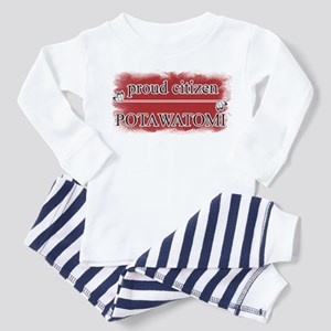 Citizen Potawatomi Toddler Pajamas