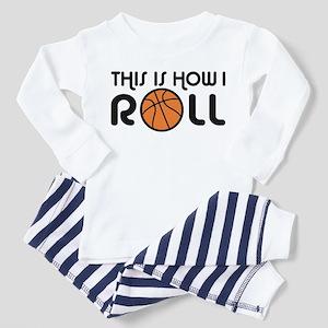 Basketball Toddler Pajamas