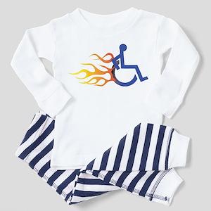 Speed Demon Toddler Pajamas