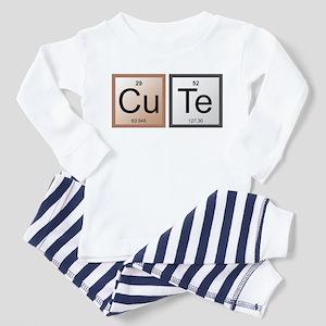 CuTe Toddler Pajamas