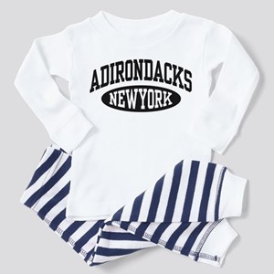 Adirondacks NY Toddler Pajamas