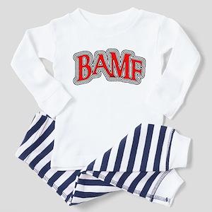 BAMF Toddler Pajamas