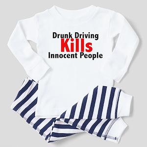 Drunk Driving Kills Toddler Pajamas