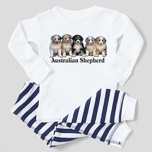 Aussie Pups Toddler Pajamas