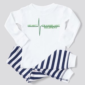 Have A Heart Toddler Pajamas