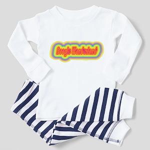 Boogie Wonderland Toddler Pajamas