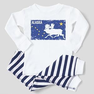 Alaska Toddler Pajamas