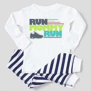 Run Mommy Run - Shoe - Toddler Pajamas