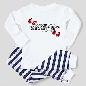 A Single Step.. Toddler Pajamas