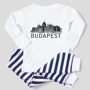 Budapest Toddler Pajamas