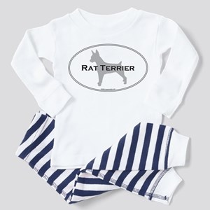 Rat Terrier Toddler Pajamas