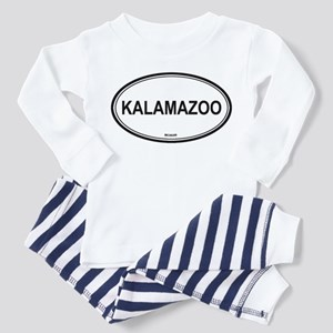Kalamazoo (Michigan) Toddler Pajamas