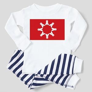 Oglala Flag Toddler Pajamas