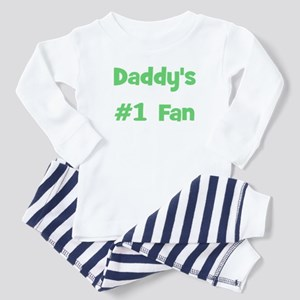 daddys1fan_green Pajamas