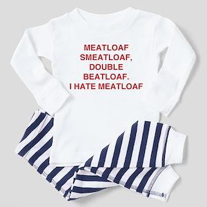 Meatloaf Smatloaf - Ralphie Toddler Pajamas