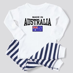 Made In Australia Toddler Pajamas