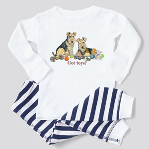 Got Toys Terriers Toddler Pajamas