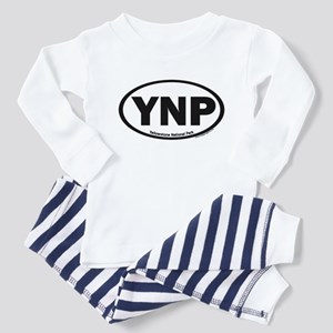 Yellowstone National Park Toddler Pajamas
