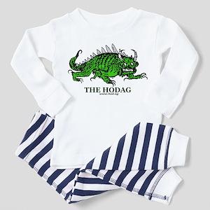 Rhinelander Hodag Toddler Pajamas