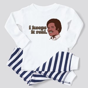 I Keeps It Real Toddler Pajamas