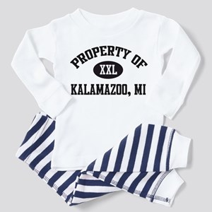 Property of Kalamazoo Toddler Pajamas
