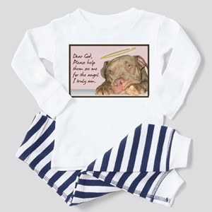 True Angel Toddler Pajamas
