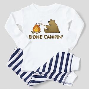 Gone Campin' Toddler Pajamas