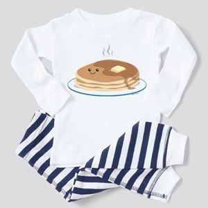 Breakfast Time Toddler Pajamas