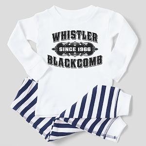 Whistler Blackcomb Old Black Toddler T-Shir
