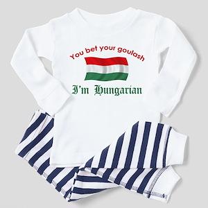 Hungarian Goulash 2 Toddler Pajamas