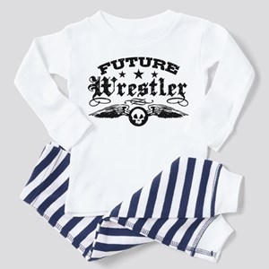 Future Wrestler Toddler Pajamas