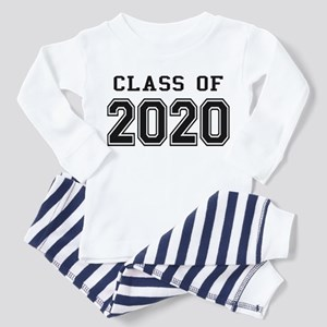 Class of 2020 Toddler Pajamas