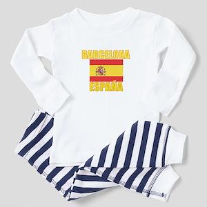 espanabarcelonaflg Pajamas