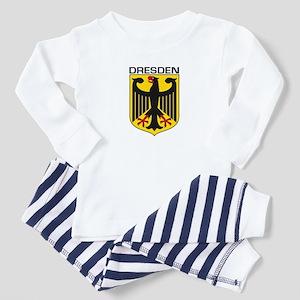Dresden, Germany Toddler Pajamas