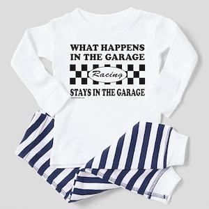 AUTO RACING Toddler Pajamas